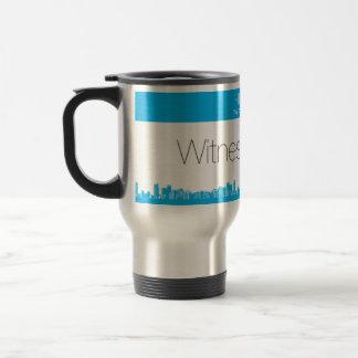 WitnessLA Travel Mug