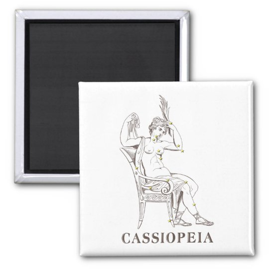 WITS: Cassiopeia Magnet