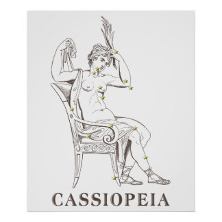 WITS: Cassiopeia Poster