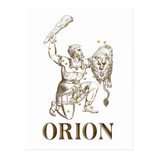 WITS: Orion Postcard