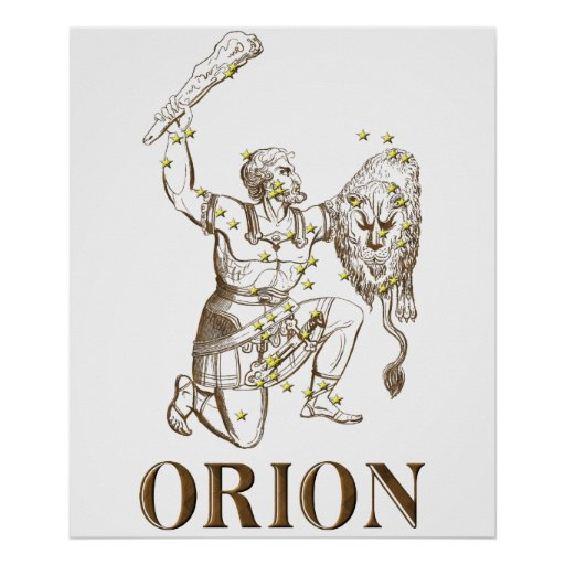 WITS: Orion Poster
