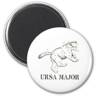 WITS: Ursa Major 2 Inch Round Magnet