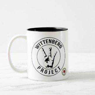 Wittenberg Proj Two-Tone Coffee Mug