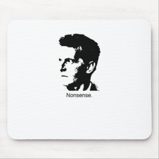 Wittgenstein's Charm Mouse Pad