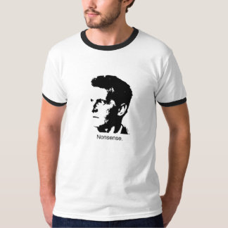 Wittgenstein's Charm! Tshirts