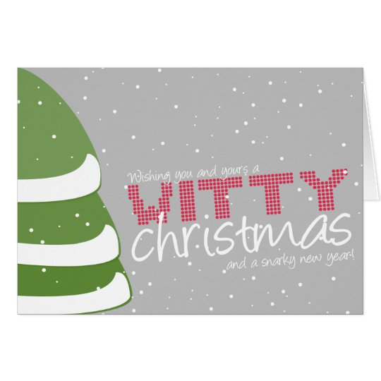 Witty christmas and snarky new year greeting card zazzle witty christmas and snarky new year greeting card m4hsunfo