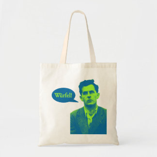 Witty-G Budget Tote Bag