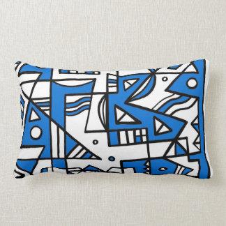 Witty Grin Superb Fair Lumbar Pillow