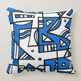 Witty Grin Superb Fair Throw Pillow