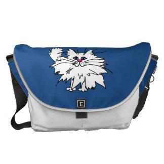 Witty Kitty Messenger Bag