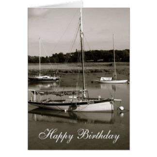 Wivenhoe Boats Card