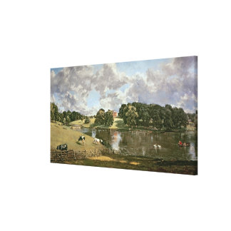Wivenhoe Park, Essex, 1816 Gallery Wrapped Canvas