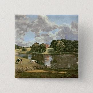 Wivenhoe Park, Essex, 1816 Pinback Button