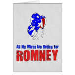 Wives For Romney Cards
