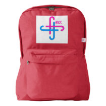 wix american apparel™ backpack