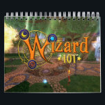 "Wizard101 2016 Calendar<br><div class=""desc"">Ring in the new year with the Wizard101 calendar featuring some of the new worlds and denizens of the Spiral!</div>"