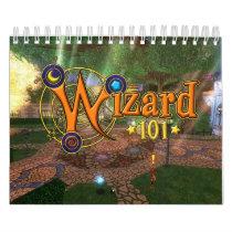 Wizard101 2016 Calendar