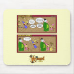 Wizard101 Abracadoodle Mousepad cómico Tapete De Raton