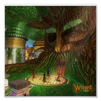 Wizard101 Bartleby Poster