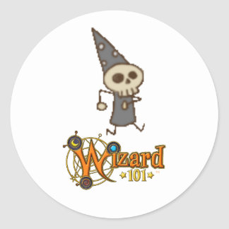 Wizard101 Death Doodle Stickers