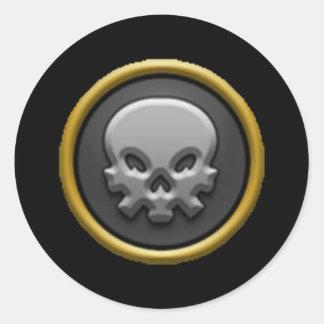 Wizard101 Death School Sticker