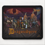 "Wizard101 Dragonspyre Mousepad<br><div class=""desc"">Wizard101 Dragonspyre Mousepad</div>"