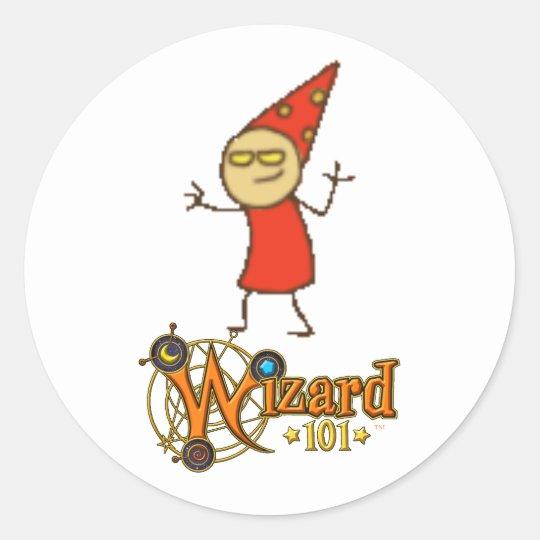 Wizard101 Fire Doodle Stickers Zazzlecom