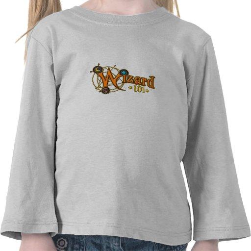Wizard101 Girls Long-sleeve T-shirt
