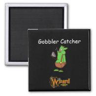 Wizard101 Gobbler Catcher Magnet