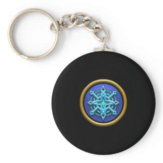 Wizard101 Ice School Keychain