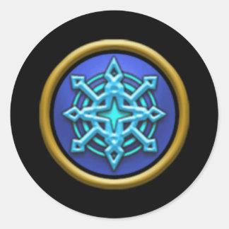Wizard101 Ice School Stickers