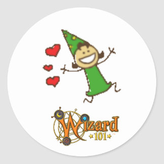 Wizard101 Life Doodle Stickers