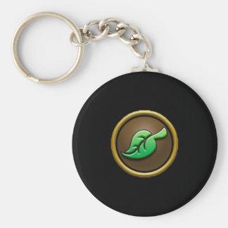 Wizard101 Life School Keychain