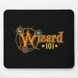 Wizard101 logotipo Mousepad Tapetes De Ratones