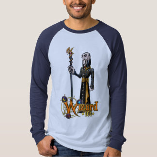 Wizard101 Malistaire Long Sleeve Shirt