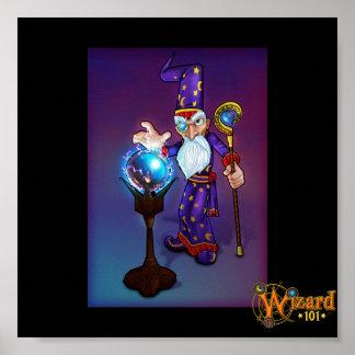 Wizard101 Merle Ambrose Poster