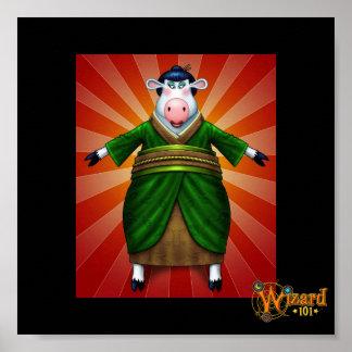 Wizard101 Moolinda Wu Poster