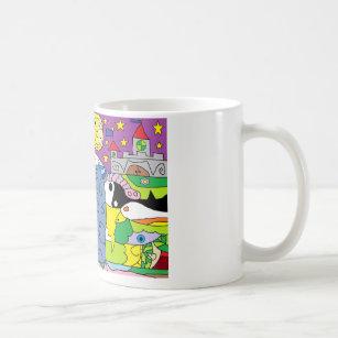 Wizard101 Mural png Coffee Mug