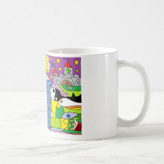 Wizard101 Mural png Mug