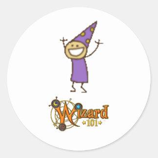 Wizard101 Storm Doodle Stickers