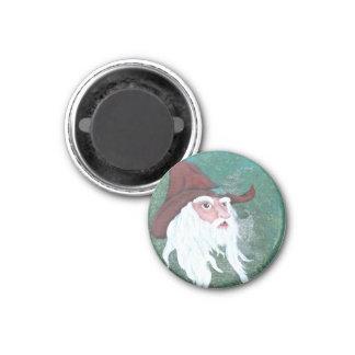 Wizard 03 1 inch round magnet