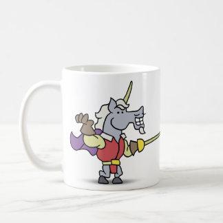 Wizard 101 Doodle Dueling Diego Coffee Mug