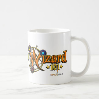 Wizard 101 Doodle Fire Elf Mug