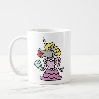 Wizard 101 Doodle Francesca Mugs