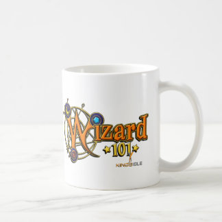 Wizard 101 Doodle Gobbler Fisticuffs Coffee Mugs