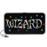 Wizard and Stars iPhone Speakers