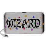 Wizard and Stars Mp3 Speaker