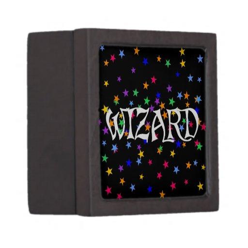 Wizard and Stars Premium Jewelry Boxes