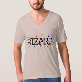 Wizard and Stars T-Shirt