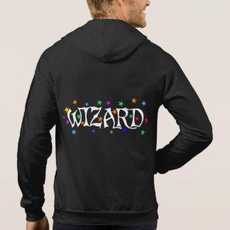 Wizard and Stars Hooded Sweatshirt